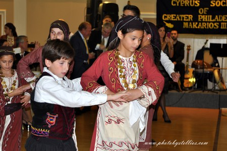 Cypriot traditional dancing