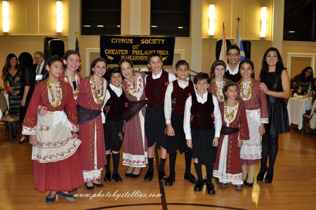 Cyprus Society Philadelphia Dance Group