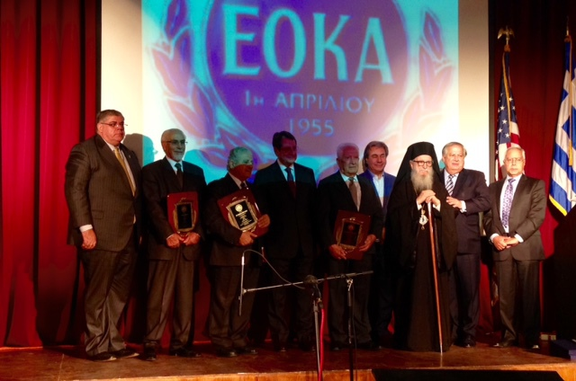 Commemorating 60th Anniversary of EOKA 1955-1959